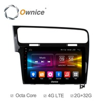 For Volkswagen VW Golf 7 2013 2014 2015 Android 6 0 Octa 8 Core Car Radio