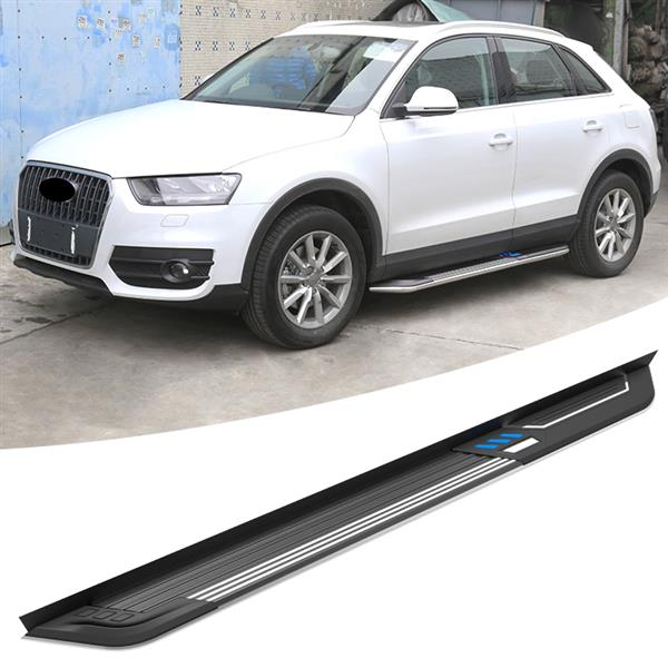 Audi Q3 2015 Price: New Style Aluminium Running Board Side Step Nerf Bar Fit
