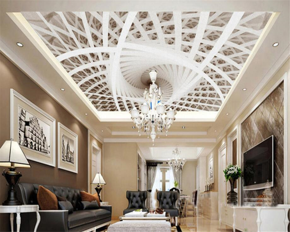 Beibehang Wall Paper Interior Decoration Painting