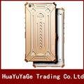 Телефон Шкафы металлические Оболочки Прохладный Металлический Алюминий Задняя Крышка IRONMAN защита случае Xiaomi Max Mi4S Mi5