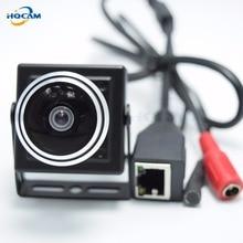 180 градусов Full HD 1080 P мини ip-камера аудио монитор IP-камера мини P2P plug & play широкоугольная камера для 1.78 мм рыбий глаз
