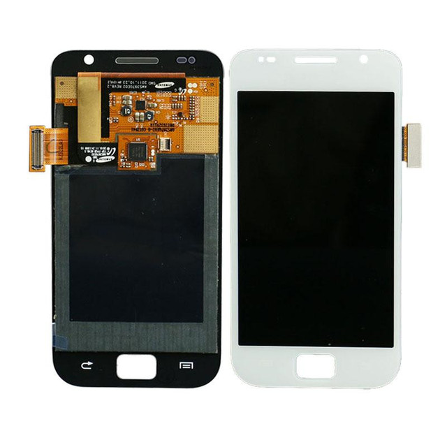Alta Qualidade Display LCD + Touch Screen Para Samsung Galaxy S i9000 i9001 frete grátis low cost