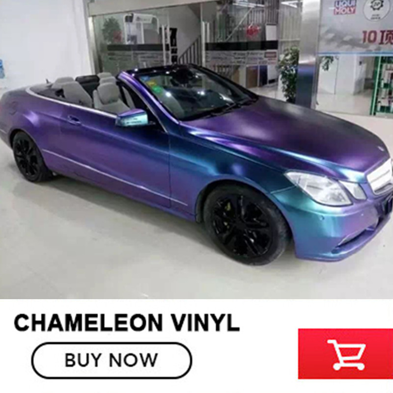 New arrival Chameleon pearl glitter vinyl sticker Dark blue to purple Chameleon car wrap film Pearl glitter diamond vinyl film napapijri guji check dark blue