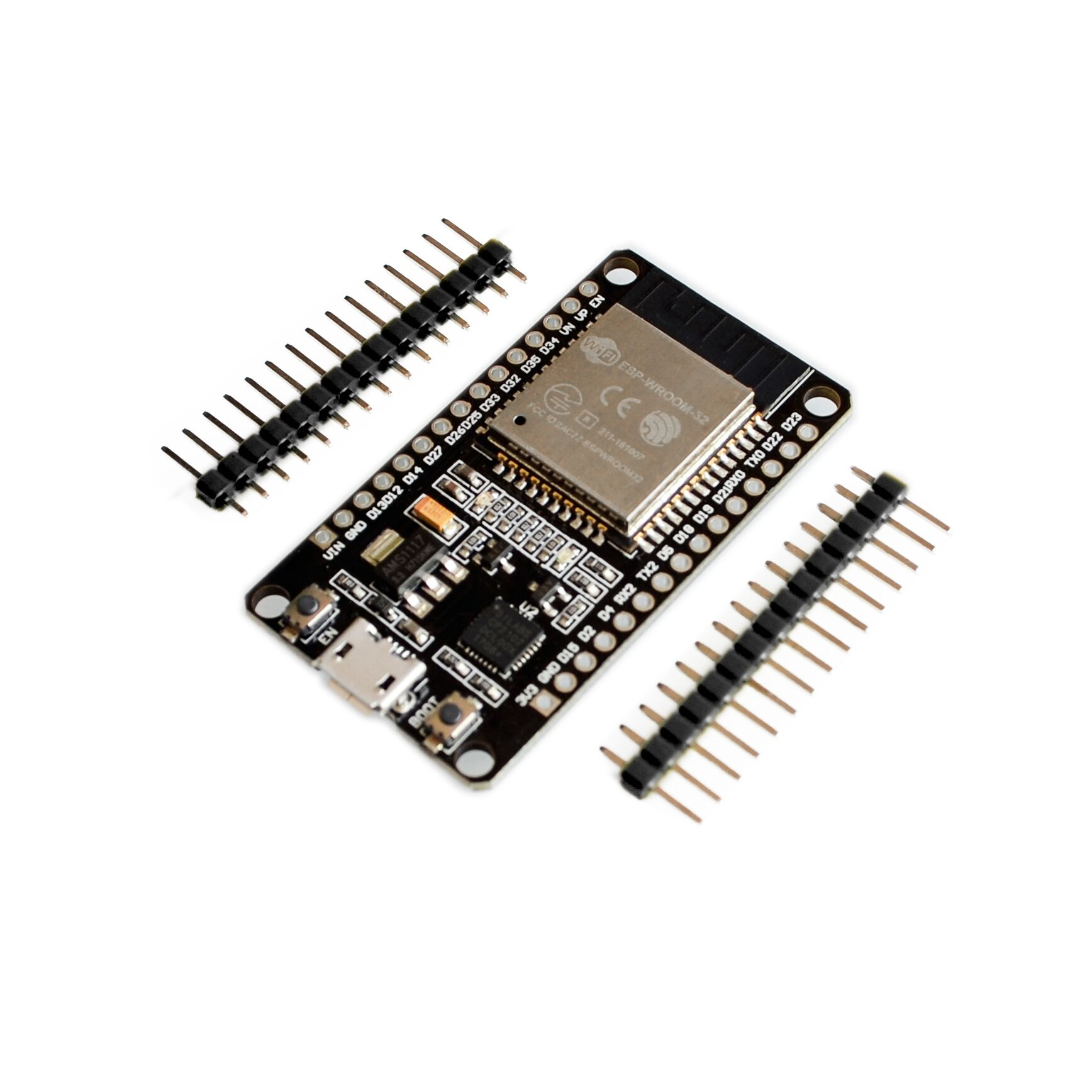 10SETS/LOT ESP32 Development Board WiFi+Bluetooth Ultra-Low Power Consumption Dual Core ESP-32 ESP-32S ESP 32 Similar10SETS/LOT ESP32 Development Board WiFi+Bluetooth Ultra-Low Power Consumption Dual Core ESP-32 ESP-32S ESP 32 Similar