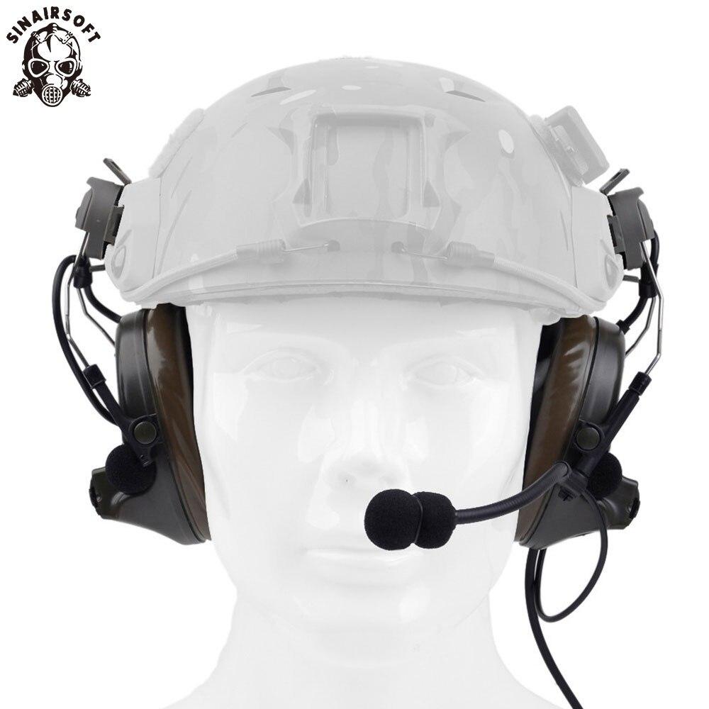 z tatico tatico z softair aviacao fone de ouvido fone de ouvido peltor comtac ii headset