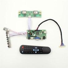 AVX9-CZ HDMI VGA AV USB Audio para 19 polegadas 1280×1024 Monitor LCD Kit Placa Controladora LVDS M190EN03