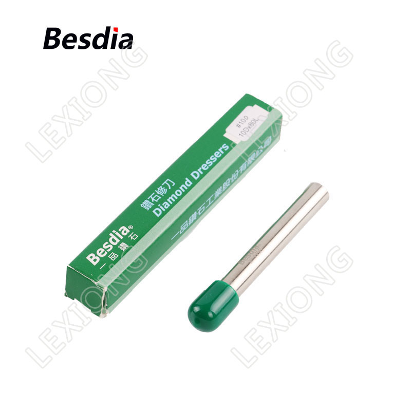 TAIWAN Besdia Diamond Dressing Tools Slijpschijf Single Point Diamond - Schurende gereedschappen - Foto 2