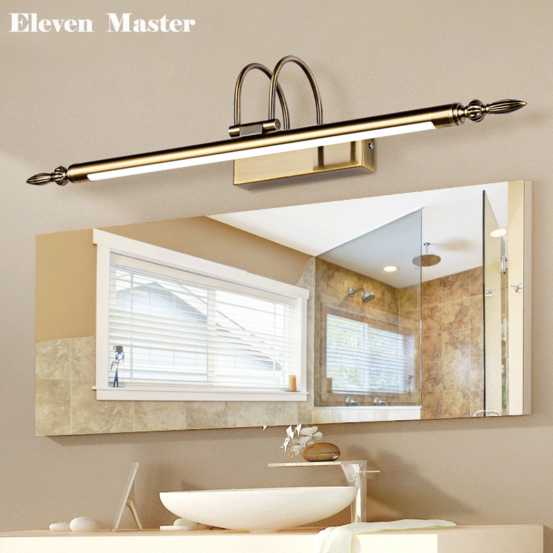 American Retro mirror lamp with plug bathroom wall light LED waterproof mirror light mirror cabinet wall lamp KML0043 american retro mirror lamp with plug bathroom moisture proof wall light led mirror light mirror cabinet wall lamp kml0047