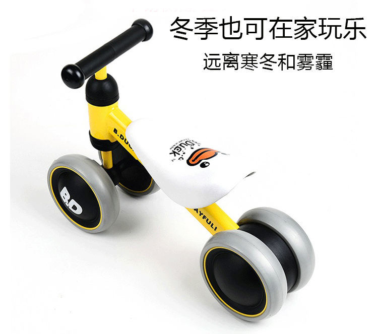 HTB1slGgmaagSKJjy0Fgq6ARqFXaf New brand children's bicycle balance scooter walker infant 1-3years Tricycle for driving bike gift for newborn Baby buggy