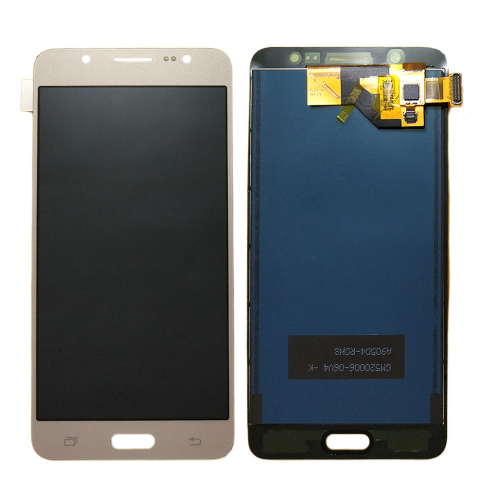 J510 lcd For Samsung Galaxy J5 2016 LCD SM-J510F J510G J510Y J510M J510 <font><b>J510FN</b></font> LCD <font><b>Display</b></font> Touch Screen Digitizer Assembly image