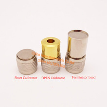 N male OPEN Calibrator plug Termination Terminator Load 5W watts DC-6Ghz 50ohm Calibration Short