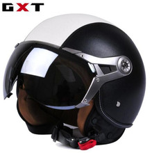 Motorcycle Helmet 3/4 Open Face Moto Helmets Scooter Unisex Biker Motocross Motorbike Casque Moto Casco Helmet Motorcycle