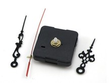 new 5pcs one lot cheapest!!!! clock accessories Quartz Clock Movement Quite Spindle Mechanism Repair Repairing tools