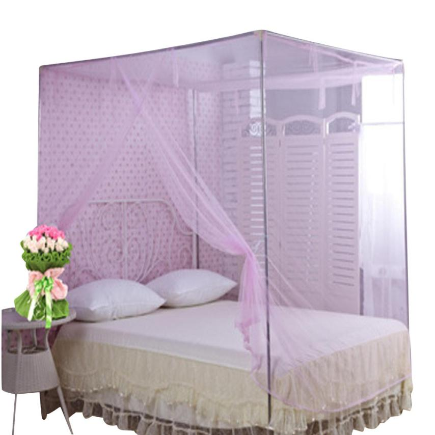2017 new portable mosquito net encryption nets 1 5 m bed student dormitory mosquito nets party - The five star student dormitories boutique style spoil ...