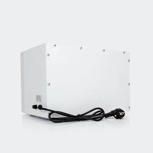 Image 5 - Двухслойный Электрический шкаф для УФ стерилизации, стерилизация, нержавеющая сталь, оборудование для дизайна ногтей, комплект безопасности, экономия электроэнергии