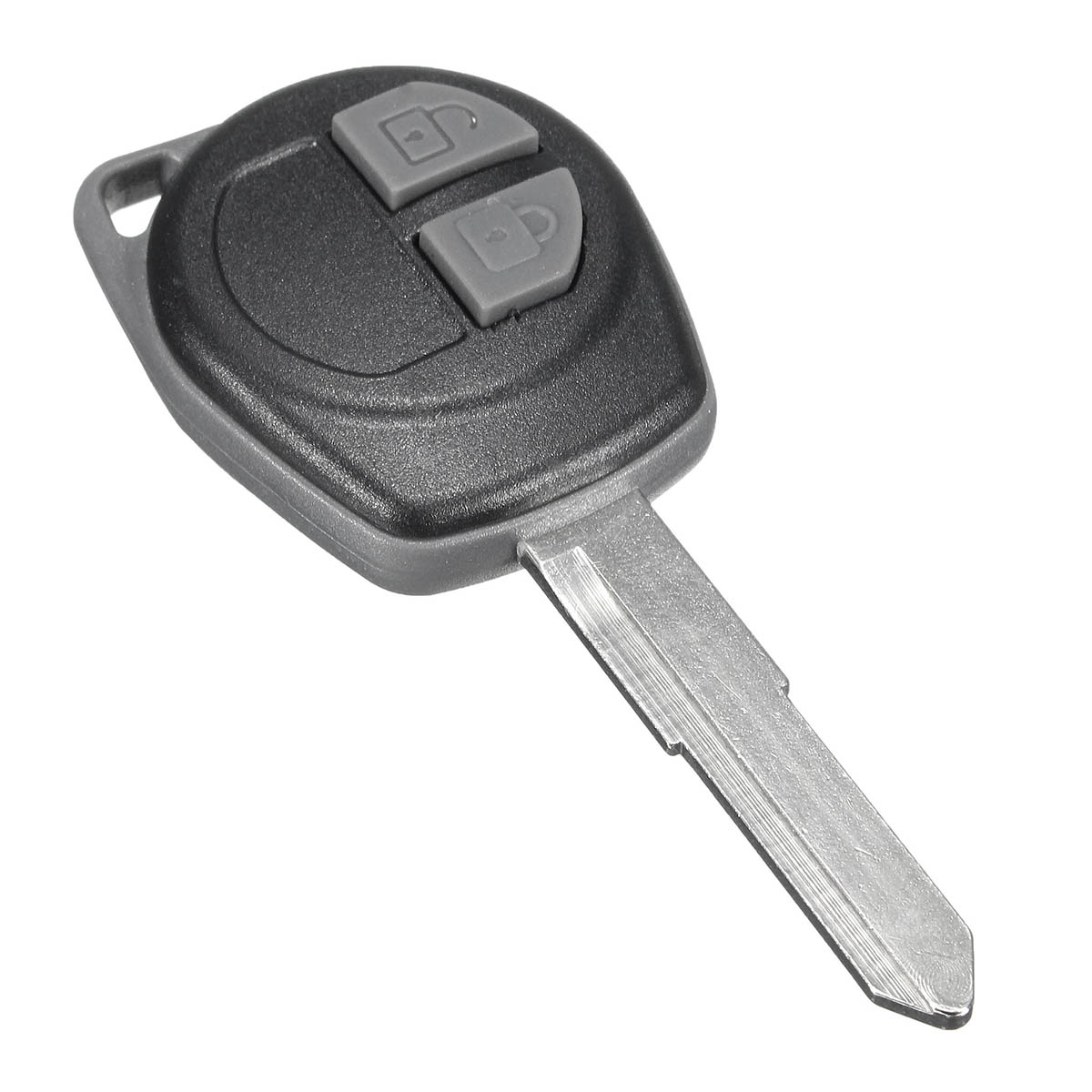 NEW 2 BUTTON UNCUT REMOTE KEY FOB CASE FOR SUZUKI IGNIS ALTO SX4 VAUXHALL AGILA