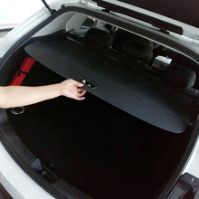 For Mazda CX-5 CX5 2017 2018  Car Styling  Accessories Black Rear Trunk Security Shield Cargo Cover 1set
