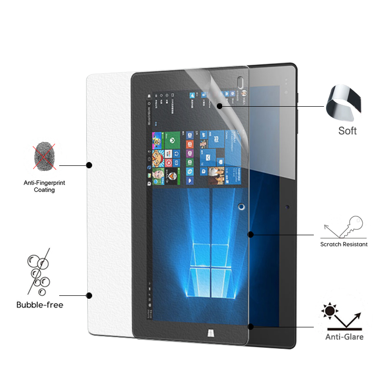 Premium Anti-Glare Screen Protector Film For Chuwi Hi10 Pro 10.1