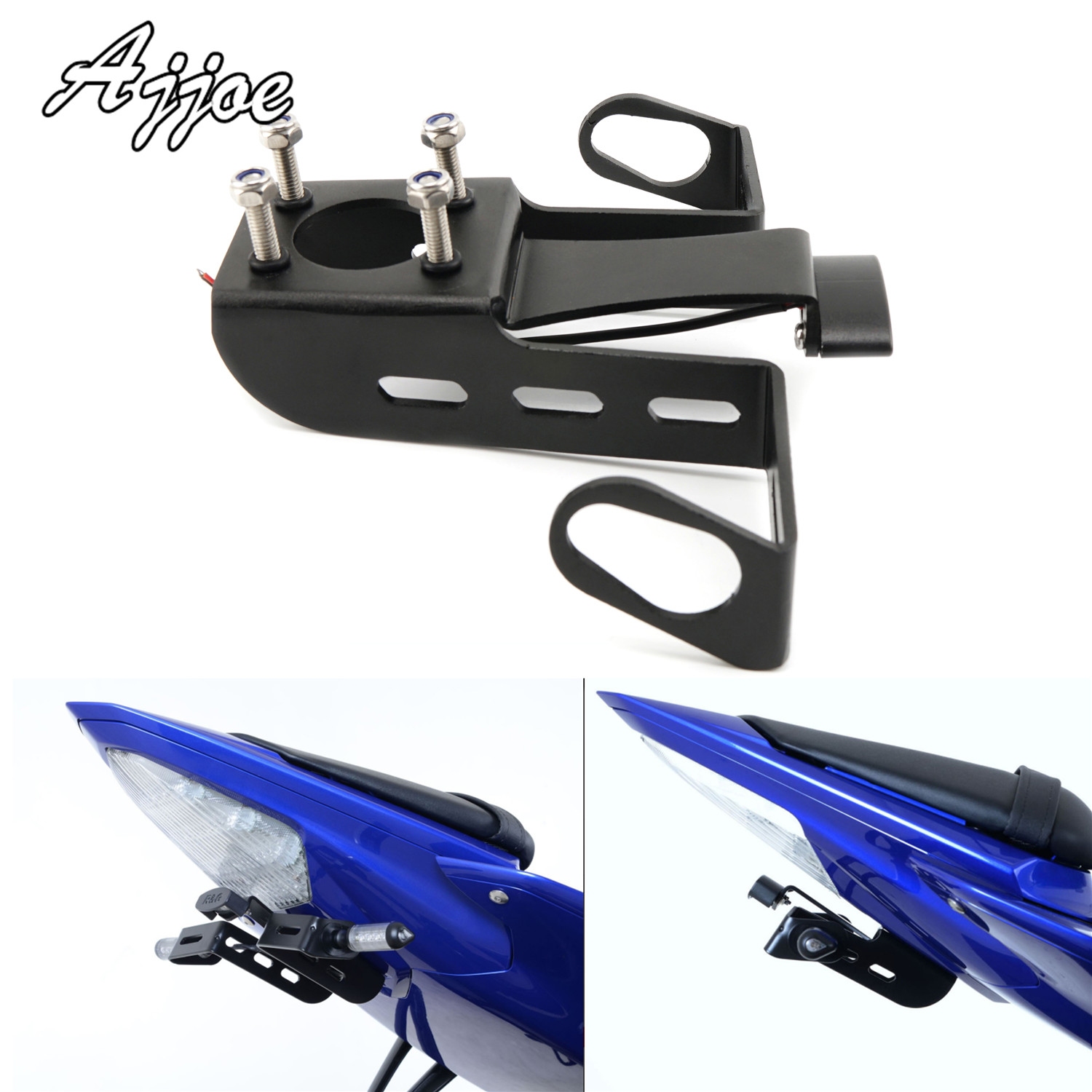 Liquor Motorcycle New For 2000-2005 Yamaha YZF-R1 2001 2002 2003 2004 Exhaust Pipe Hanger Bracket Holder
