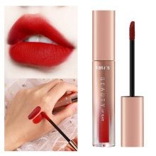 Makeup Matte Liquid Lipstick Waterproof Long Lasting Sexy Pigment Style Lip Gloss Beauty Red Lip Tint недорого