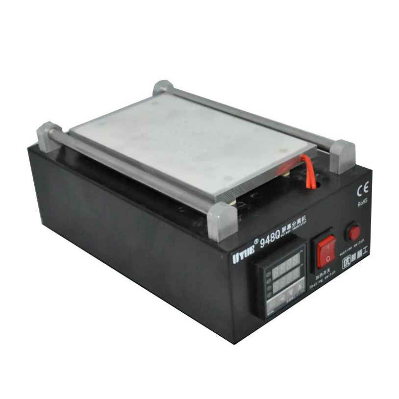 Build-in Vacuum Pump LCD Separator Machine Touch Screen Repair Machine Kit for iPhone Samsung