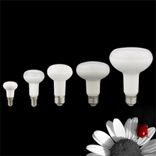 R39 R50 R63 R80 12LEDs Lamp 3w 5w 9w E14 E27 85-265V Led Bulbs Warm Cold White Spotlight Ball Light Umbrella Bulb For Bedroom
