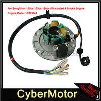 Engine Magneto Coil Stator For Chinese 4 Stroke 1P60YMJ Zongshen 150cc 155cc 160cc Pit Dirt Monkey Bike Motorcycle Motocross