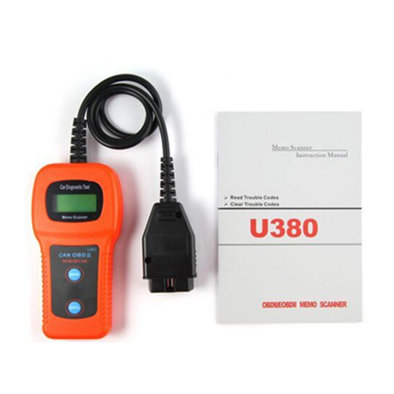 2016-U380-OBDII-Engine-Light-Trouble-Code-Reader-Memoscan-U380-scanner-free-shipping-U380-OBD2-OBDII