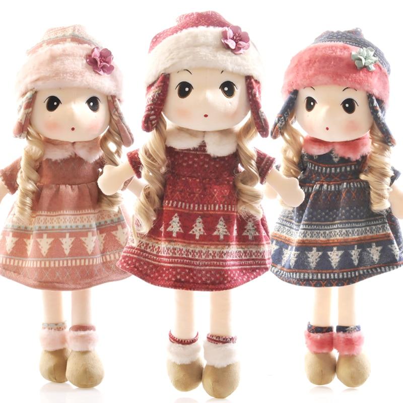 Asli 40cm / 60cm / 90cm Kawaii Mainan Anak-anak untuk Gadis Boneka - Boneka dan mainan lunak - Foto 6