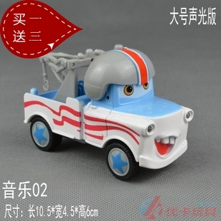 Large acoustooptical WARRIOR 2 alloy toy car toy pilot die