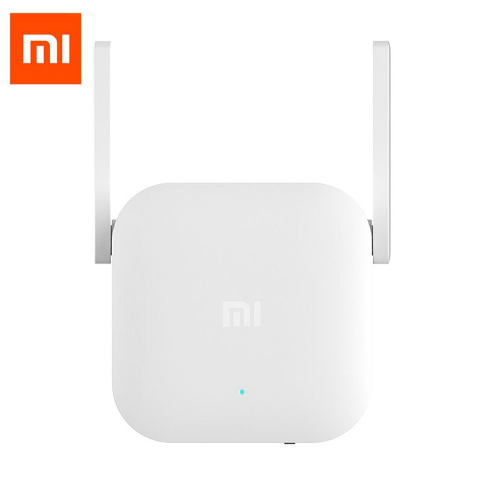 Xiaomi 2.4Ghz 300Mbps Dual Antenna Wireless PowerLine Homeplug Sub-Machine Sub-Unit for Smart Home Automation pneumatic impact small wrench 1 2 pneumatic gun air pressure wrench tool torque 200ft lb