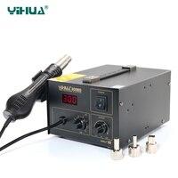 PCB SMD Temperature Controlled Hot Air Rework Station Repairing Laptop   Yihua 850BD|hot air rework station|rework stationhot air rework -