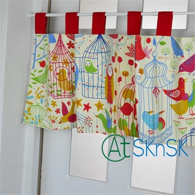 Bird Kitchen Curtains Best Design