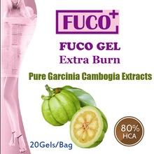 ( 2 Packs ) Pure Garcinia cambogia extracts weight loss effective FUCO Extra Burn Fat 80% HCA Diet supplement