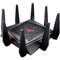 Original ASUS GT AC5300 AC5300 Tri Band WiFi Gaming Router(Up to 5334 Mbps) Whole Home Mesh System 1.8GHz Quad Core processor