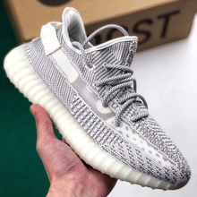 47e8c24a1 Free Shipping 2019 New Sport Shoes Men Yeezys Air 350 v2 Running shoes  Light Athletic men