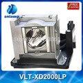 Лампа для проектора высокого качества  VLT-XD2000LP для WD2000 XD1000U XD1000 WD2000U XD2000U XD2000