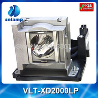 Alta qualty WD2000U lâmpada do projetor lâmpada VLT-XD2000LP para WD2000 XD1000U XD1000 XD2000 XD2000U
