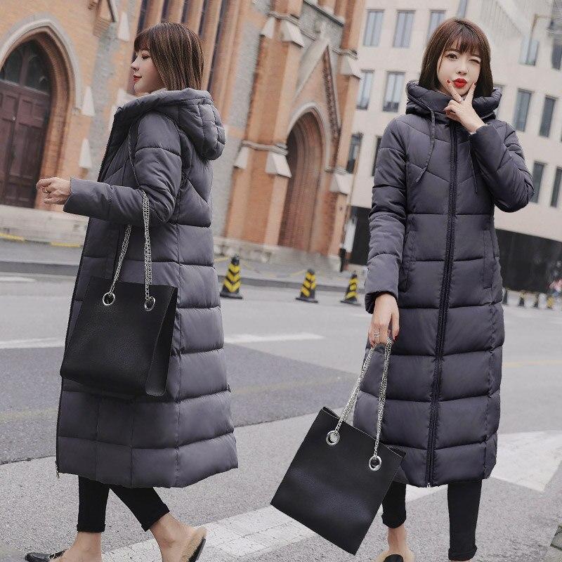 Coton Mode Vers Femme Long À Automne Femmes Vestes Manteau Vêtements Bas Hiver Le Chaud Veste 2018 Capuche Mlc002 CHq1wnAcH