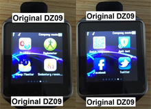 Smart Watch DZ09 Sim Watch Cellular clock Support TF Card GSM Call Bluetooth Smart Clock Standard