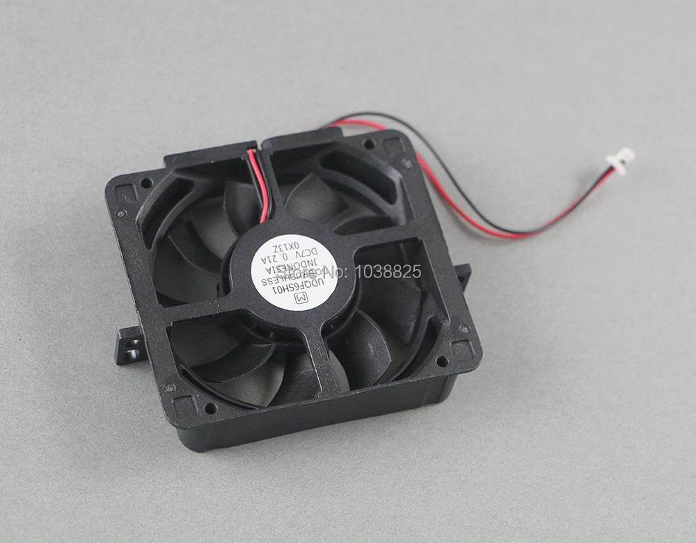 Internal Cooling Fan Mini DC Brushless Console Cooler Fan For <font><b>PS2</b></font> PlayStation Cooling Fan for <font><b>PS2</b></font> <font><b>50000</b></font>/30000 image