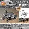 Novo Mars sonda de corte a laser modelo 3D puzzle DIY metalic nave espacial jigsaw melhores presentes de aniversário para crianças de metal do mundo