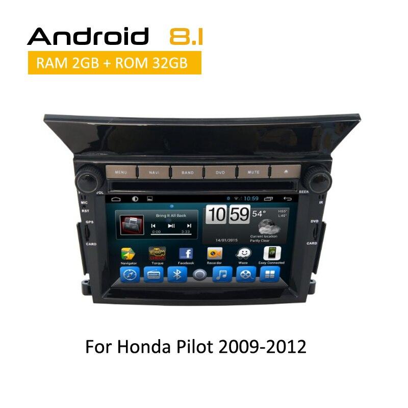 2 DIN Автомобильный навигатор Авто Аудио Стерео dvd проигрыватель мультимедиа Bluetooth для Honda pilot с автомобиля Sat nav система dvd плеер
