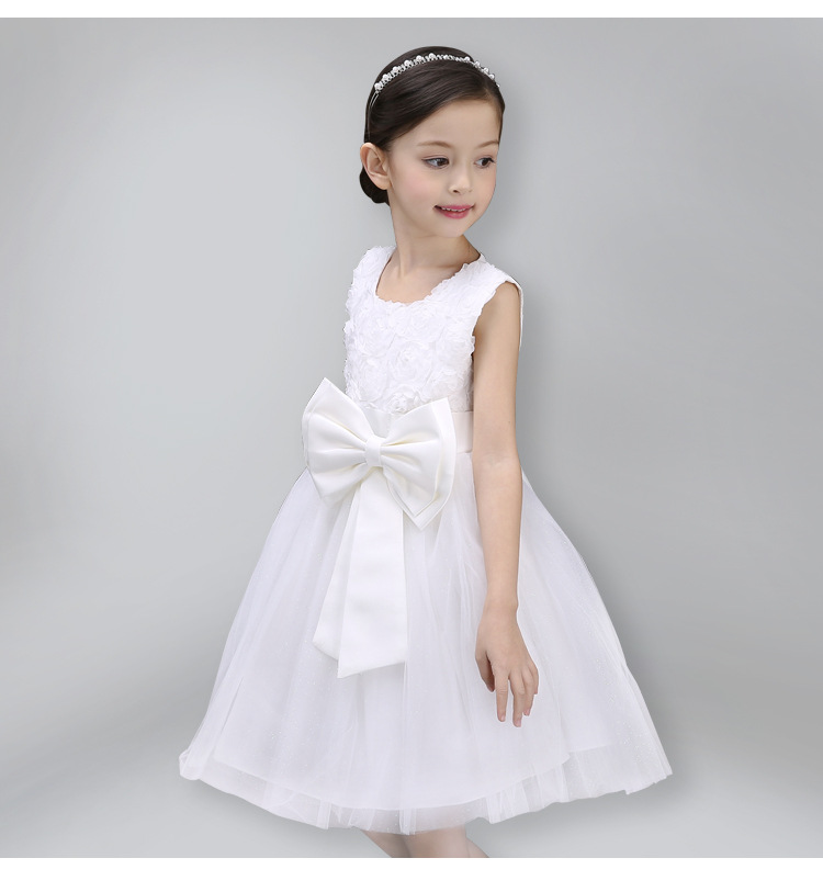 Meisjeskleding Kinderkleding Prinses Zomerfeest Trouwjurken voor - Kinderkleding - Foto 2