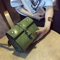 Remache 2017 de primavera y verano de las mujeres bolsas de mensajero de la manera pequeño bolso del remache para mujer nuevo estilo de Corea de mini bolsos de hombro moda
