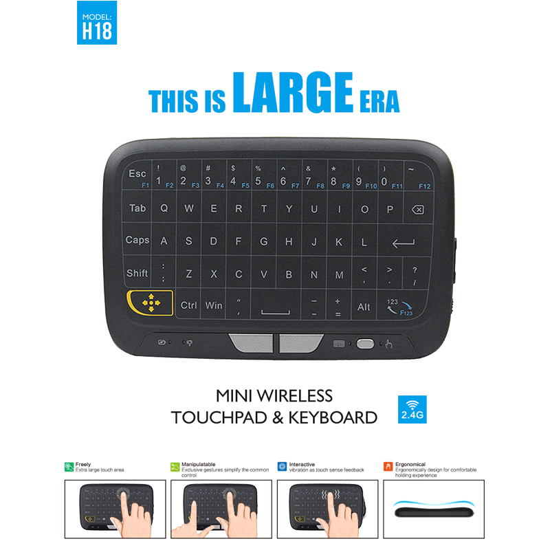 TV Android Keyboard Mini