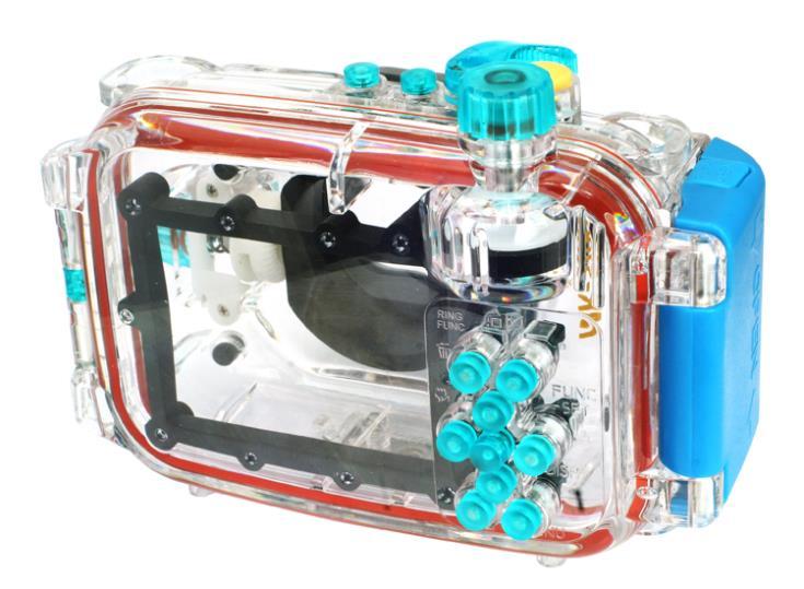 Waterproof Underwater Housing Camera Housing Case for nikon V1 10 30mm lens Meikon