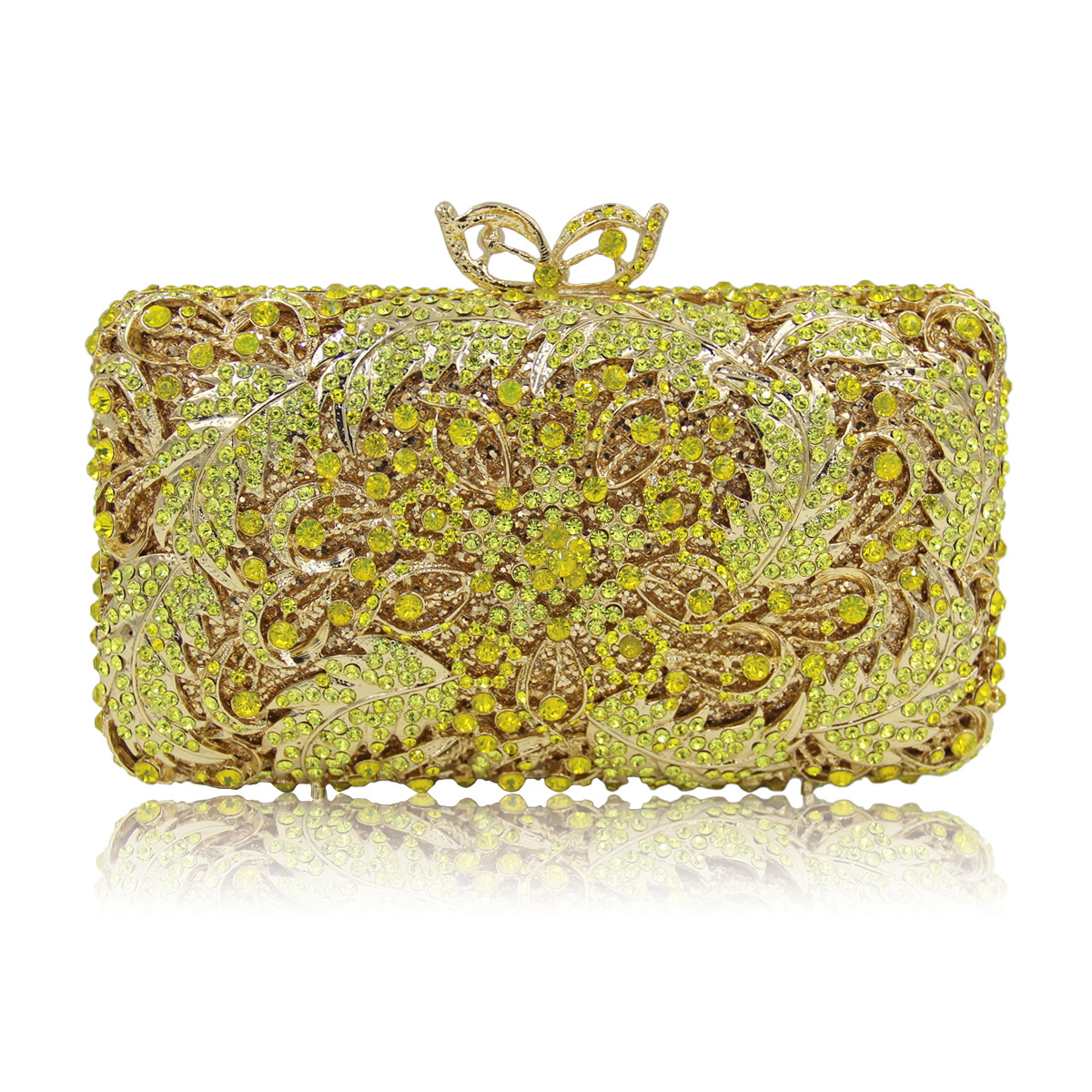 Fashion Gold Women Bag High Quality Designer Brand Evening Bags Clutch For Woman Shoulder Crystal With Chain Smyzh-e0321 2016 new luxury women designer handbags high quality brand casual bags for women evening bag clutch bag woman cute bag