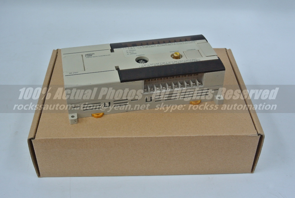 F400-C10 Used Good In Condition With Free DHL / EMS a171scpu used in good condition with free dhl ems