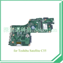 laptop motherboard for TOSHIBA SATELLITE C55-A5105 SPS V000325170 PN 1310A2623103 N2820 CPU SR1SG HM86 GMA HD DDR3L
